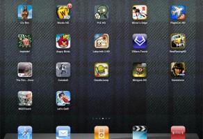 игры iPad