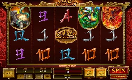 азартная игра Si Xiang