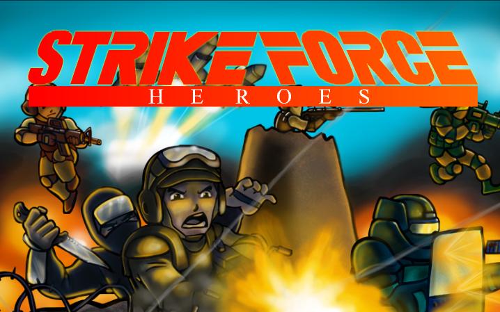 игры strike force heroes 3 с читами