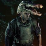 шляпа крокодила