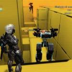 VR-миссии в MGR