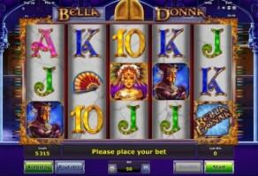 Белла Донна от казино Вулкан