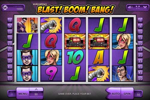 Blast! Boom! Bang!