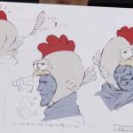 маска цыпленка Chicken Cap