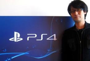 Кодзима и PS4
