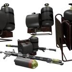 M2 Flamethrower Backpack