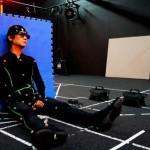 Хидео Кодзима в motion capture