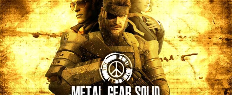 Metal Gear Solid: Peace Walker Artwork