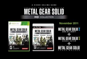 сборник Metal Gear Solid HD Collection
