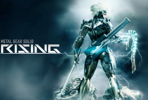 логотип Metal Gear Rising