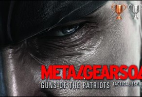 трофеи в Metal Gear Solid 4: Guns of the Patriots
