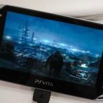 MGS5 на PS Vita