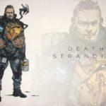 персонаж Death Stranding