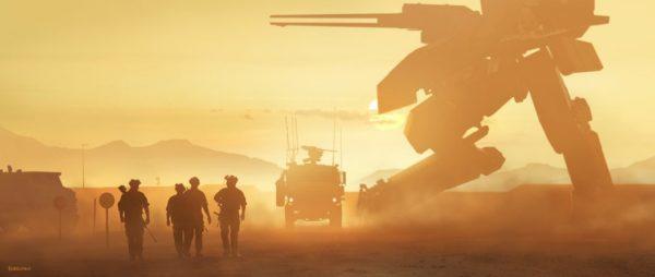 фан-арт Metal Gear Solid