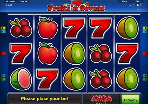 Fruits'n' Sevens