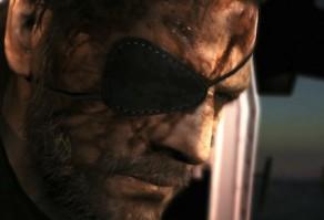 Снейк в Metal Gear Solid V
