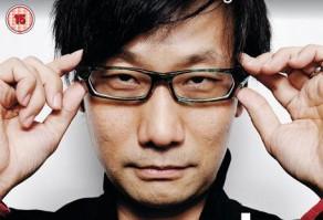 Портрет Хидео Кодзима