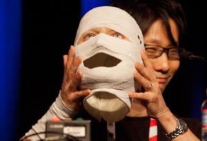 Кодзима снимает маску Йоакима Могрена