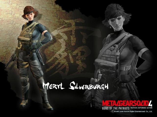 Meryl Silverburgh
