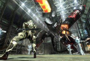DLC-приквел для Metal Gear Rising: Revengeance