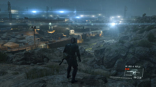 PC-версия Ground Zeroes