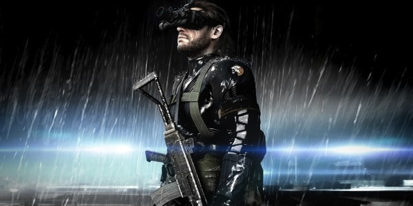 Снейк в Ground Zeroes