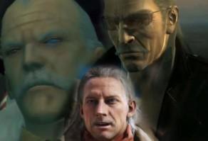 эволюция героев MGS