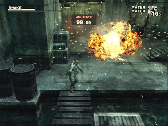 взрыв MGS3