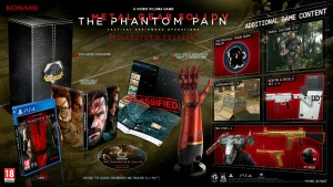 MGS 5 Collector's Edition