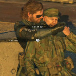 MGS5: Ground Zeroes
