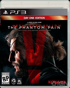 MGS 5 Day One Edition