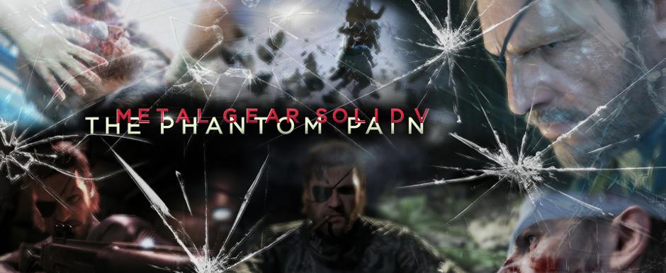 Артворк The Phantom Pain