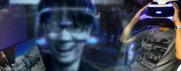 Хидео Кодзима и VR