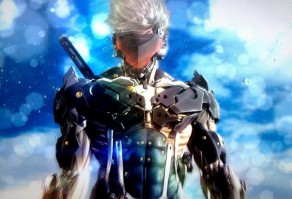 Райден в Metal Gear Rising: Revengeance