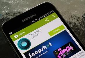 Snapshot для Android