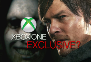 Silent Hills Xbox One