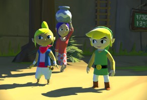 Legend of Zelda: The Wind Waker HD